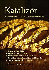 Katalizör - Popüler Kimya Dergisi - Sayı 2