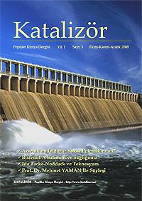 Katalizör - Popüler Kimya Dergisi - Sayı 3