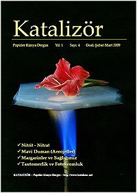 Katalizör - Popüler Kimya Dergisi - Sayı 4