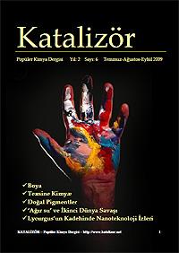 Katalizör - Popüler Kimya Dergisi - Sayı 6